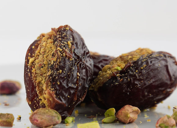 Dates Stuffed with Bitter Oranges