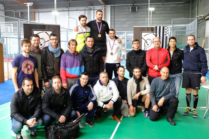 Olivier Lhotellier 7ème des Championnats de France 5ème série