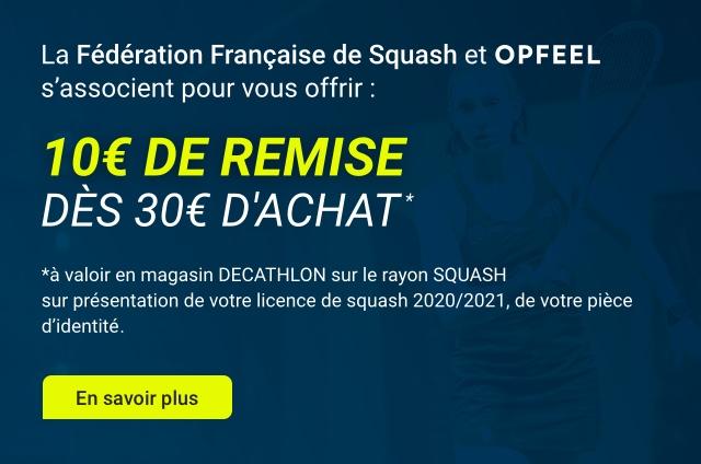 Profitez de cette offre très intéressante avec Décathlon!!!