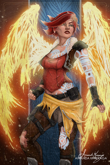 The Firehawk - Lilith