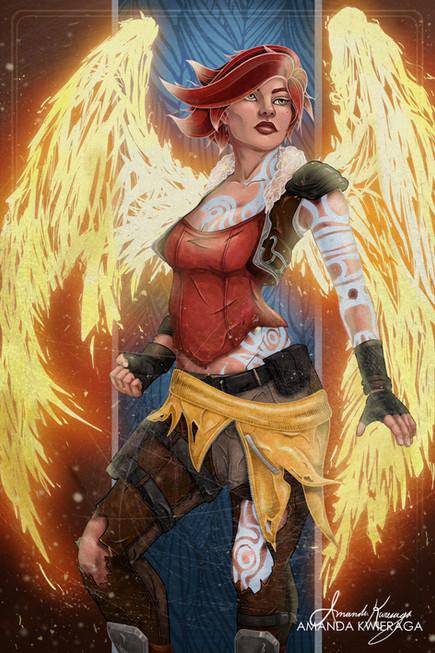 The Firehawk - Lilith