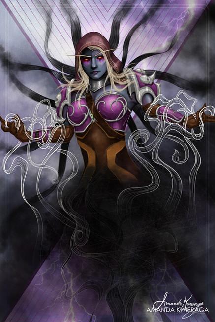 The Dark Lady - Sylvanas
