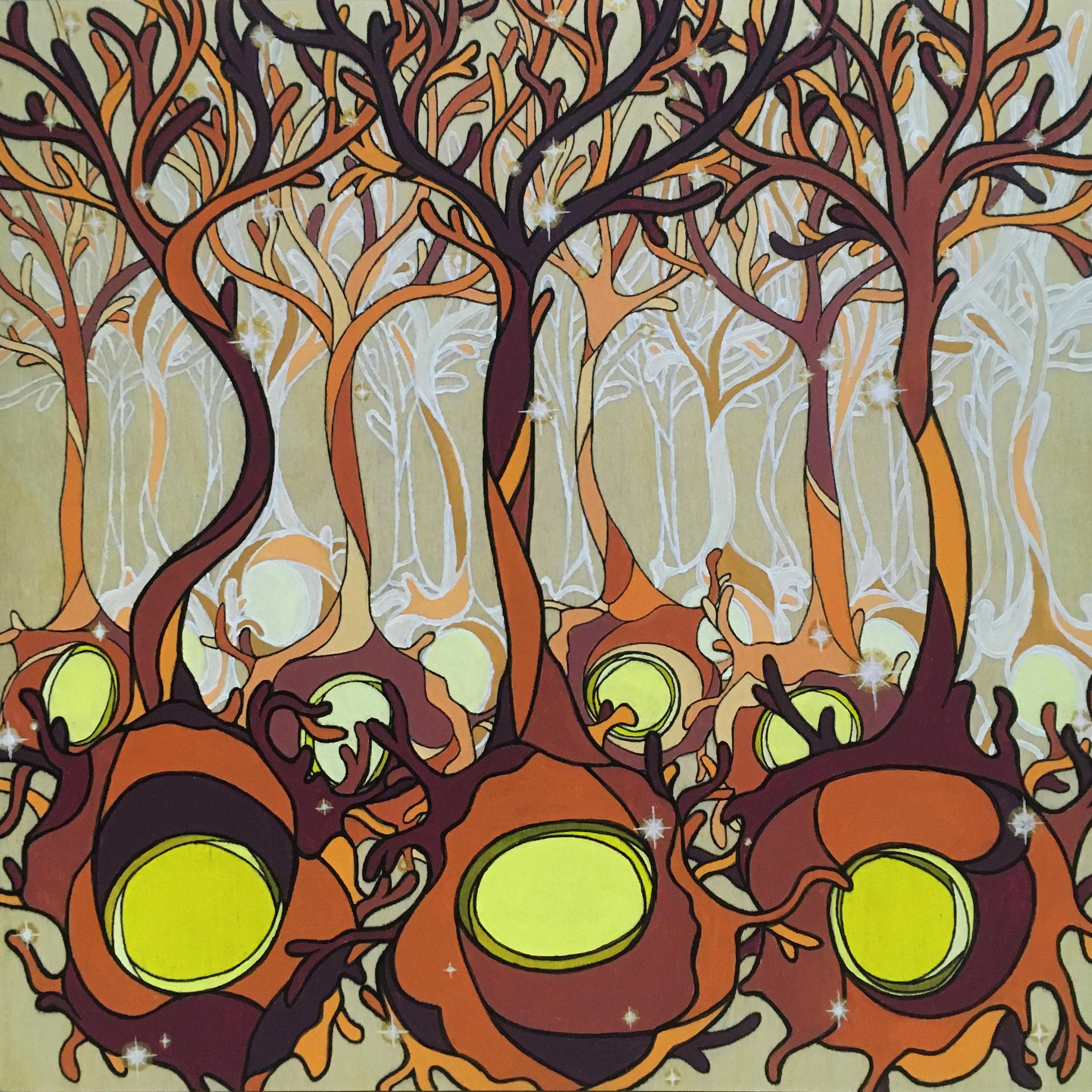 Neuronal Forest