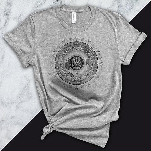 Mandala Cell | Unisex T-Shirt