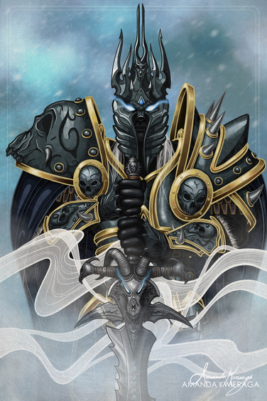 The King - Arthas