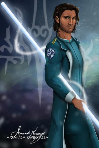 Stormlight Archive: Kaladin Stormblessed