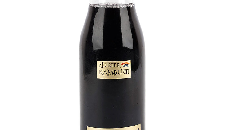 Zeuster Kambucha Black Currant 300 ml
