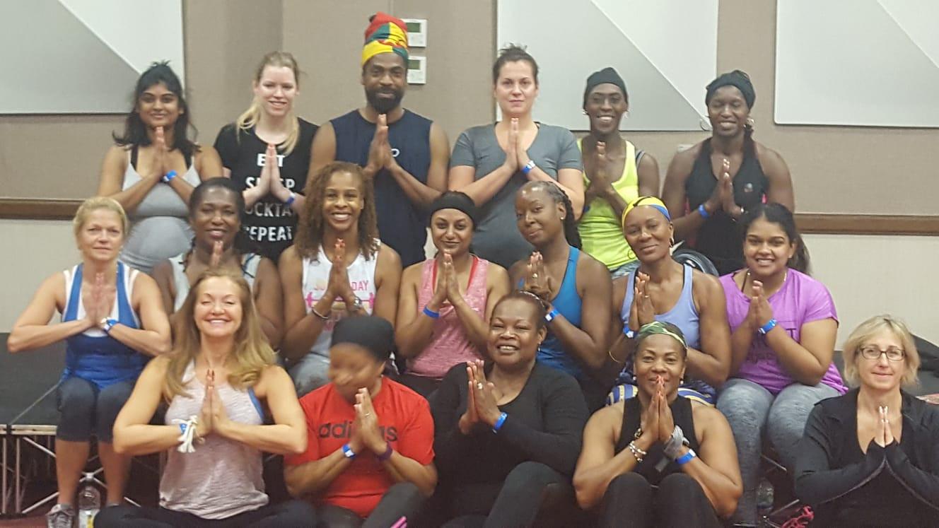 PY4U - Class Yoga