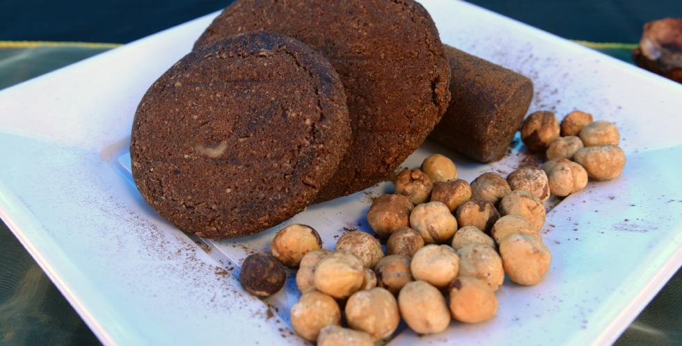 S/C HAZELNUT & CHOCOLATE CASSAVA