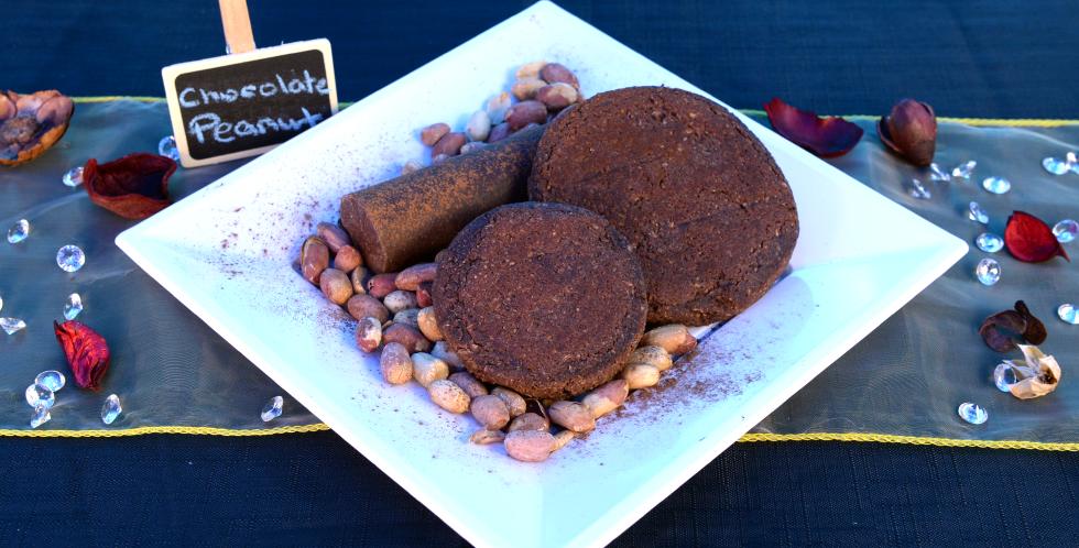 PEANUT & CHOCOLATE CASSAVA