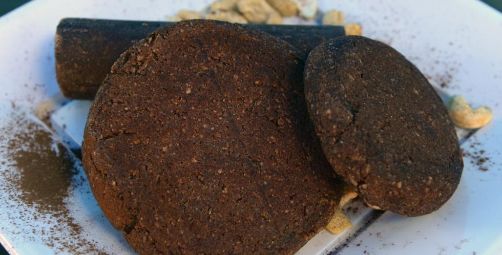 S/C Chocolate Cassava