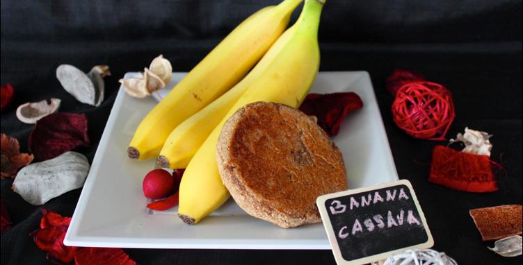 S/C Banana Cassava