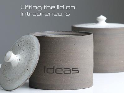 Lifting the lid on Intrapreneurs