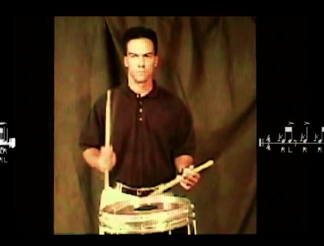March Drummer/Drum Rudiments video