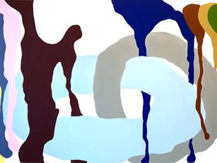 "Cloud Formation 2020, 30""x 48"" acrylic on canvas"