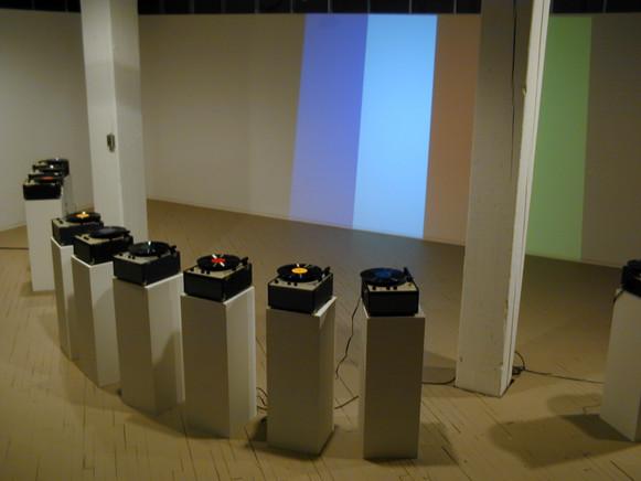 Itch installation view  Plug In ICA Winnipeg
