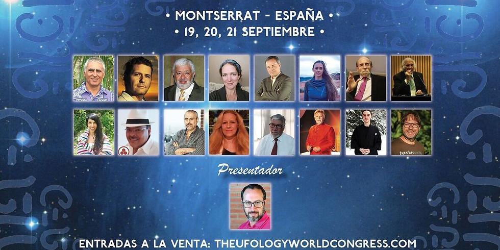 19, 20 y 21 de Septiembre - The Ufology World Congress 2017 - I Edición