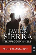 El-fuego-invisible-Javier-Sierra-Portada