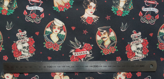 180. Sailors, Moustaches and Tattooed Girls