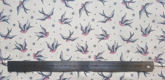 169. Old School Swallows