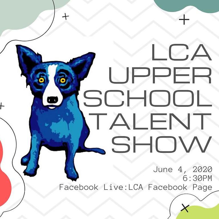 Upper School Talent Show