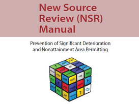 """A&WMA releases """"updated"""" New Source Review Manual"""