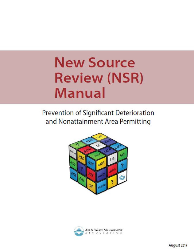 "A&WMA releases ""updated"" New Source Review Manual"