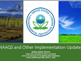 OAQPS Lays Out NSR Policy Priorities