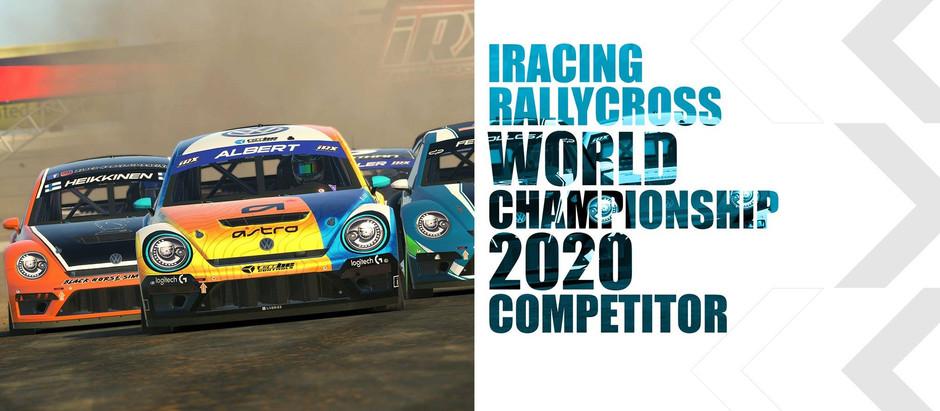 Bobo Qualifies for iRX World Championship!