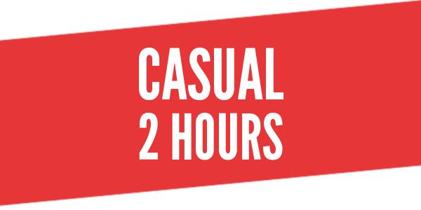2 Hour (1-4 Drivers)
