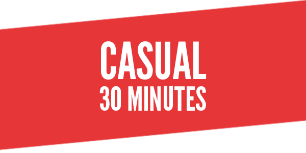 30 Minutes (1 Driver only)
