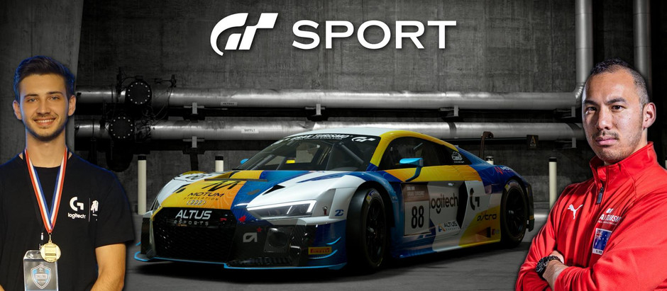 GT Sport Squad Announced