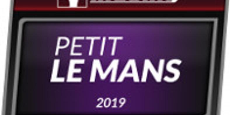 iRacing's Petit Le Mans
