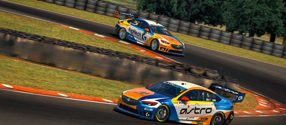 A Double 1-2 at Oulton Park in AOSC