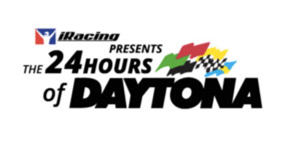 iRacing's 24 Hours of Daytona