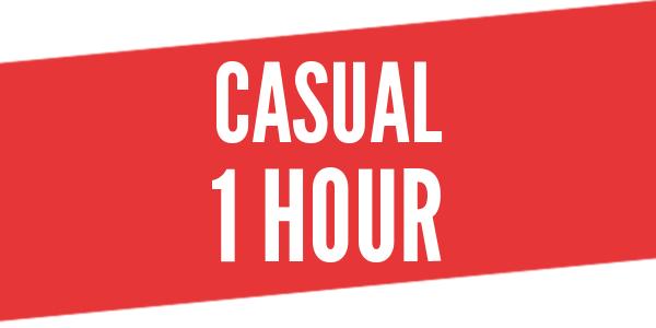 1 Hour (1-2 Drivers)