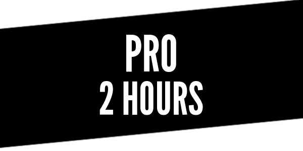 2 Hour Pro Driver Training