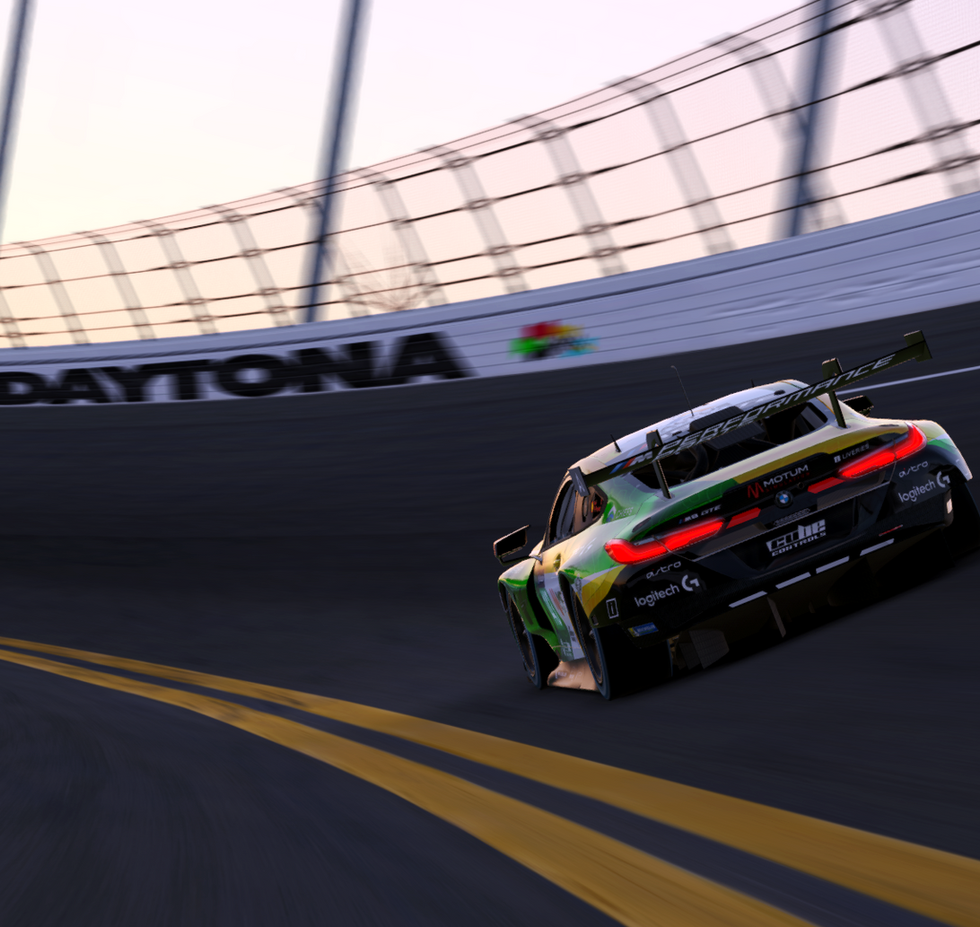Andrew Kahl - Daytona International Speedway, USA