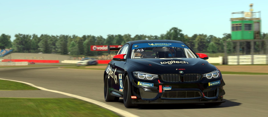 BMW M4 GT4 Released!