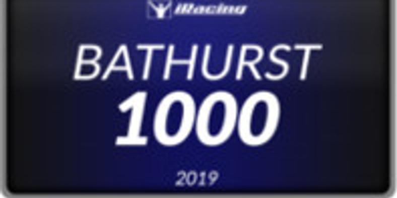 iRacing's Bathurst 1000