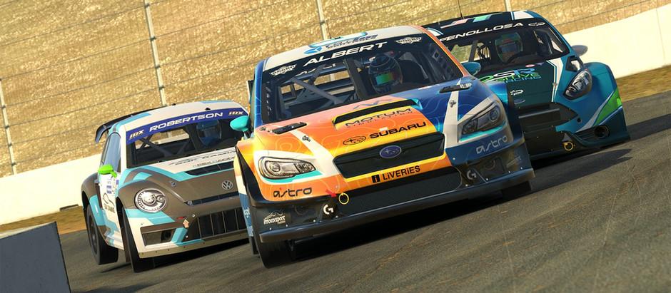 iRX Rallycross WCS Qualifier off to a solid start