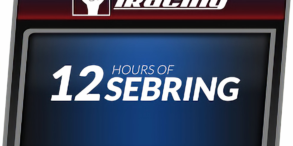 iRacing's 12 Hours of Sebring 2020