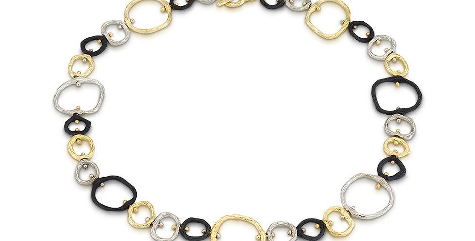 Pebble Large Link Necklace