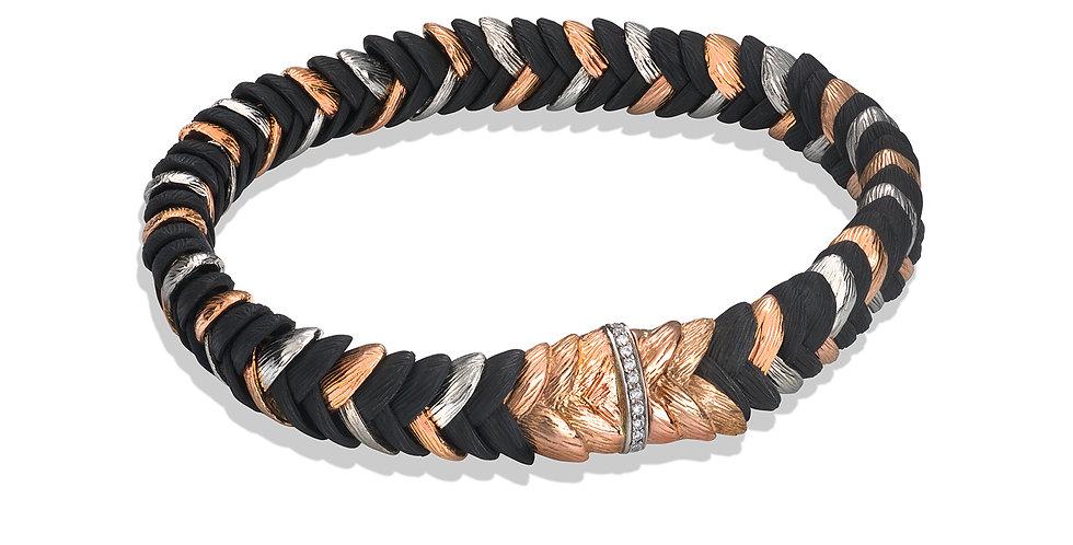 Rattlesnake Grass Bracelet
