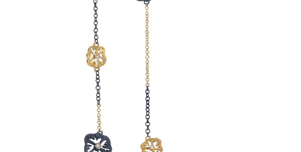 Sea Urchin Link Necklace