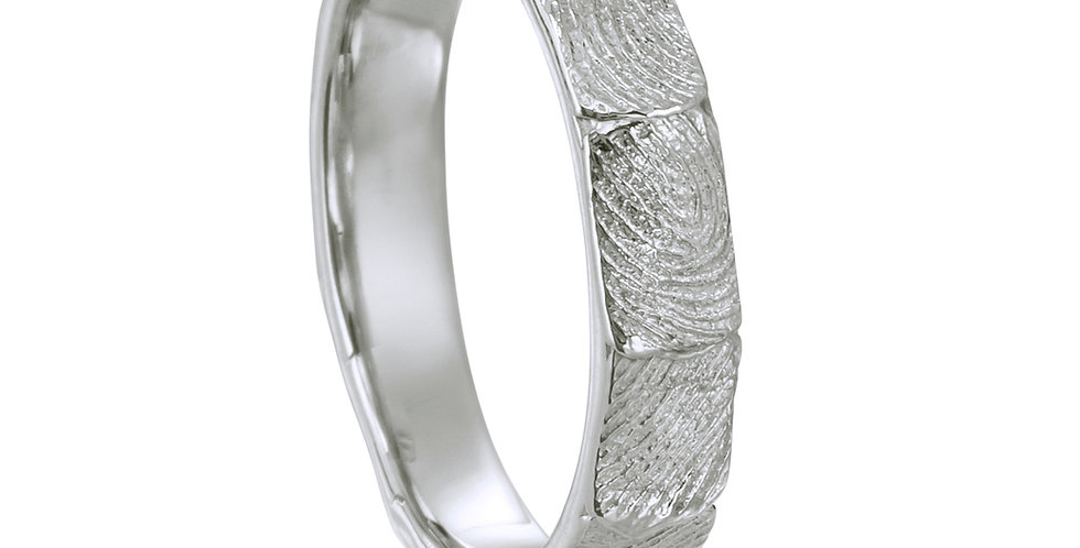 Personalized Fingerprint Band