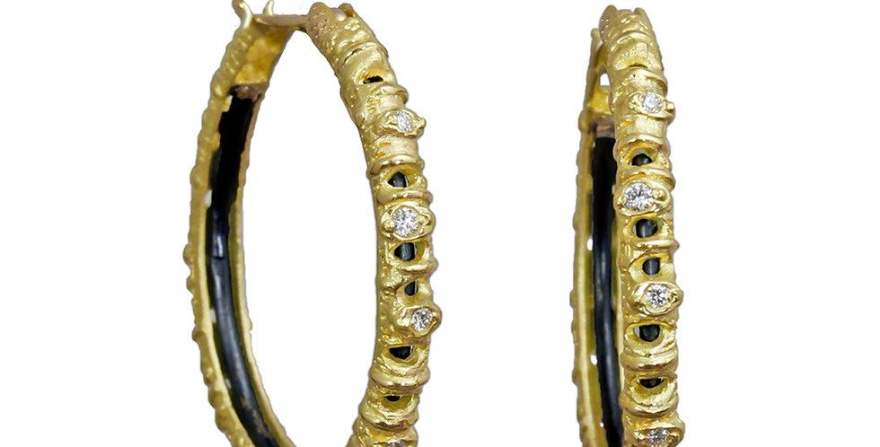 Aspen Hoop Layered Earring