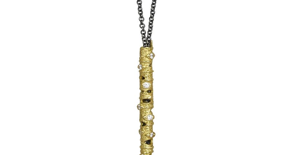 Aspen Thin Stick Pendant