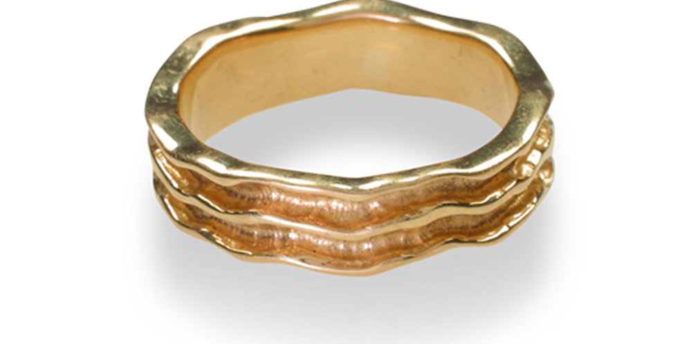 Oyster Double Channel Band