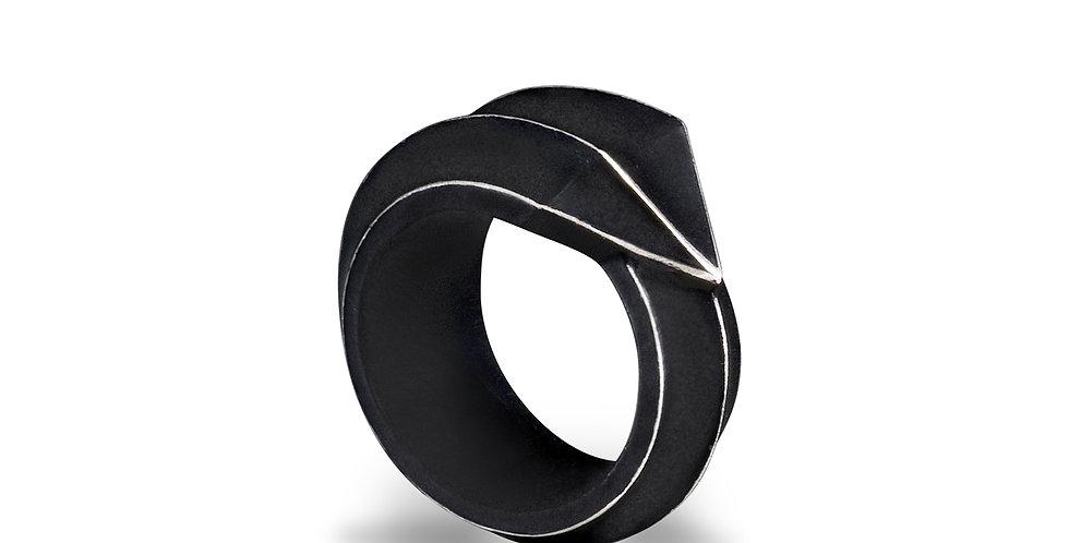 Mr. Graham Spear Pointed Ring